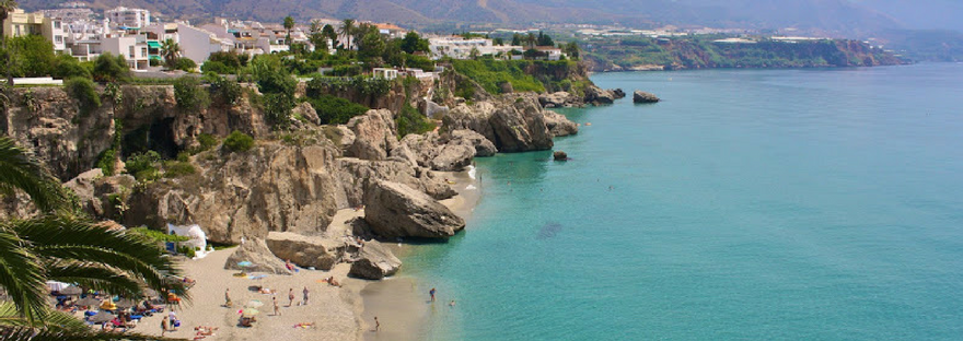 Costa del sol Spain, Malaga, Mijas, Marbella, Nerja