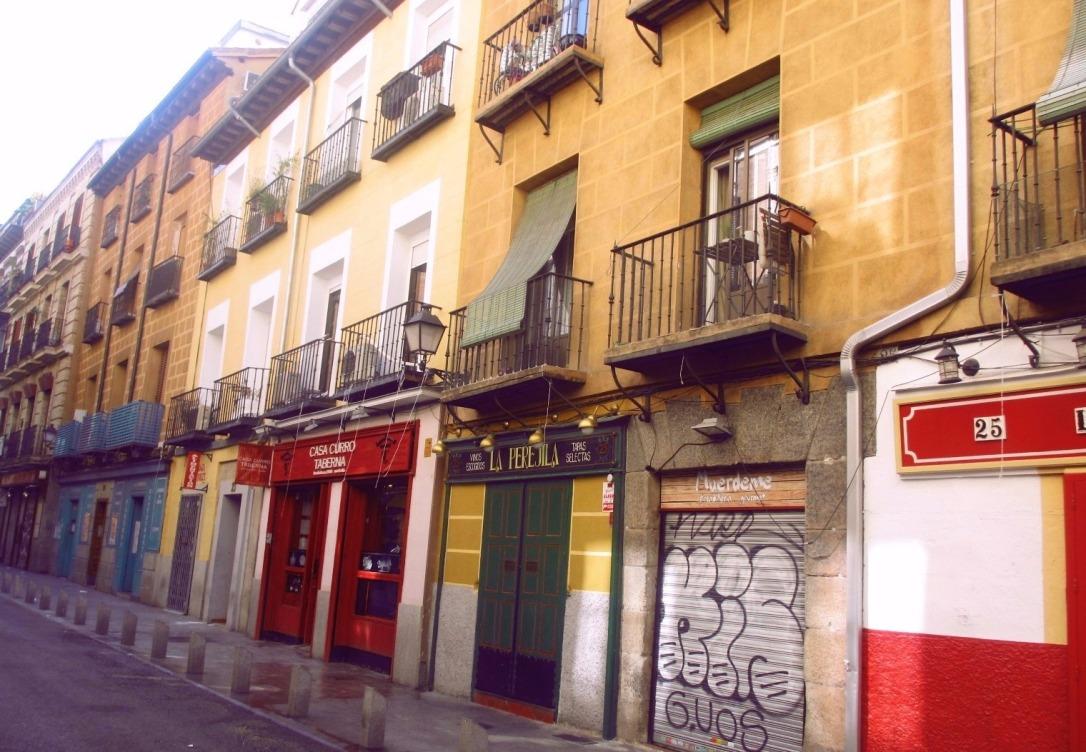 Cava Baja, La Latina - Madrid