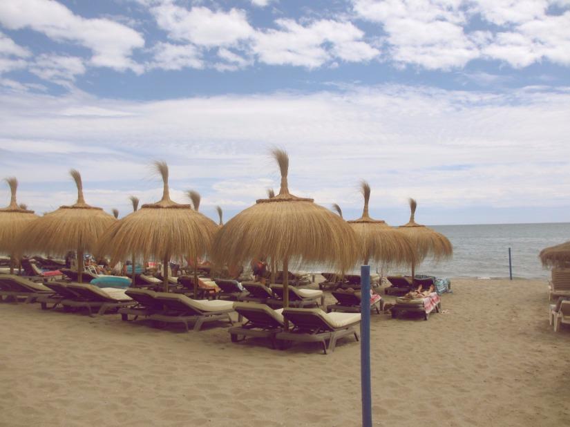 Costa del Sol Fuengirola beach