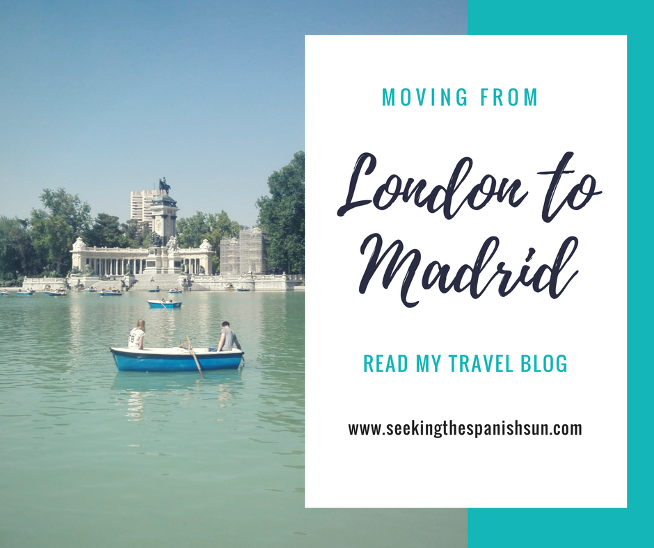 FB - London to Madrid
