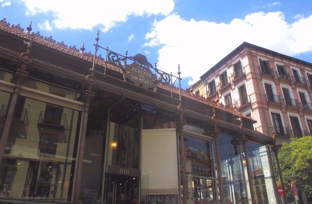 Mercado San Miguel - Madrid