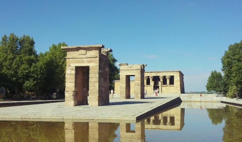 Temple de Debod - Madrid