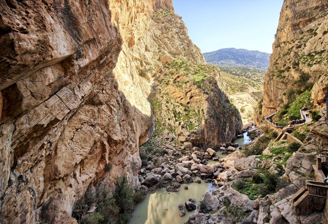 What to see in the Costa del Sol - Caminito del Rey