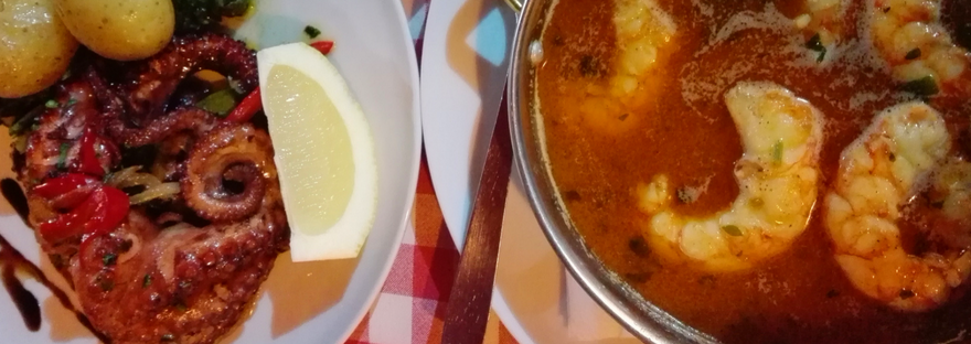 The most tasty, delicious, tapas and traditional food in Spain
