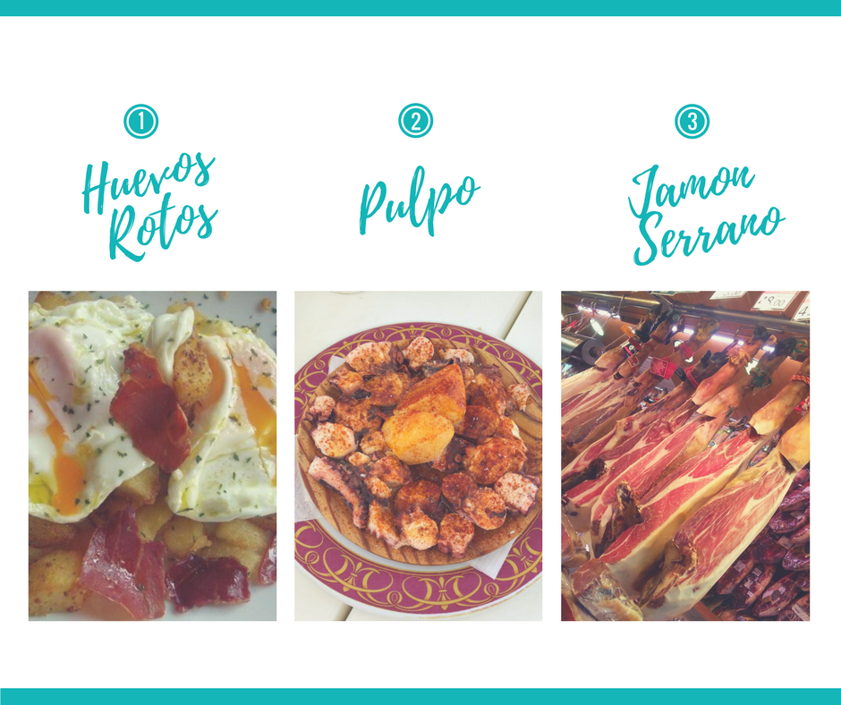 F What to eat in Madrid 1