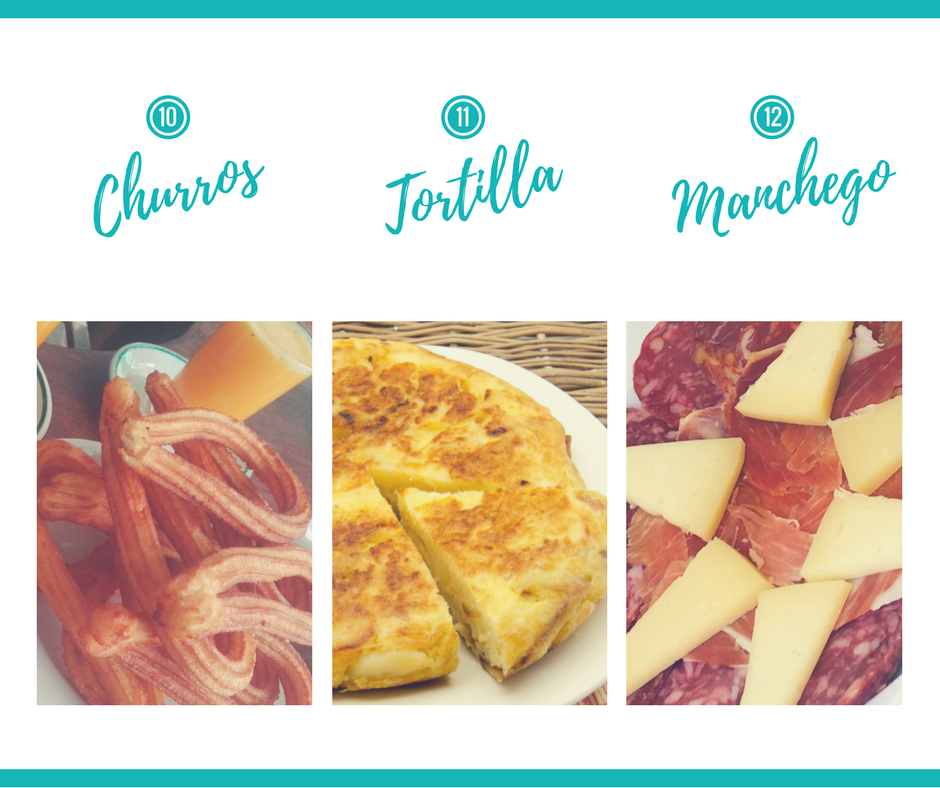 F What to eat in Madrid 4
