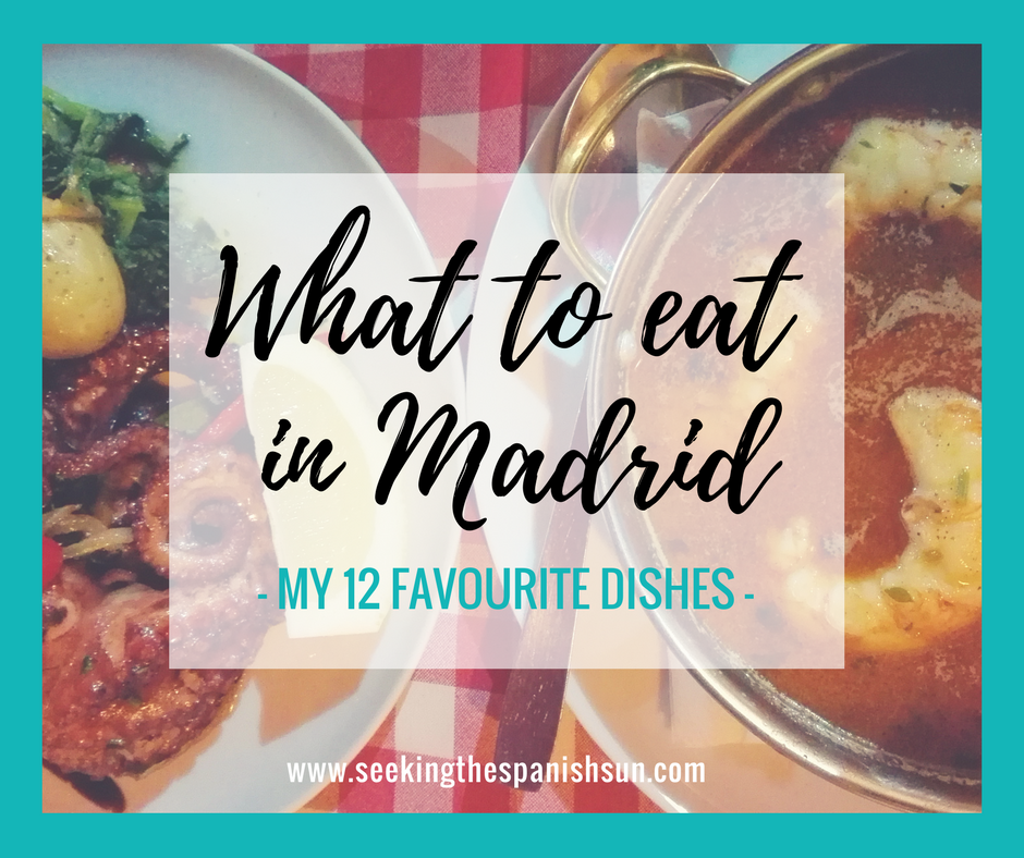 FB - What to eat in Madrid