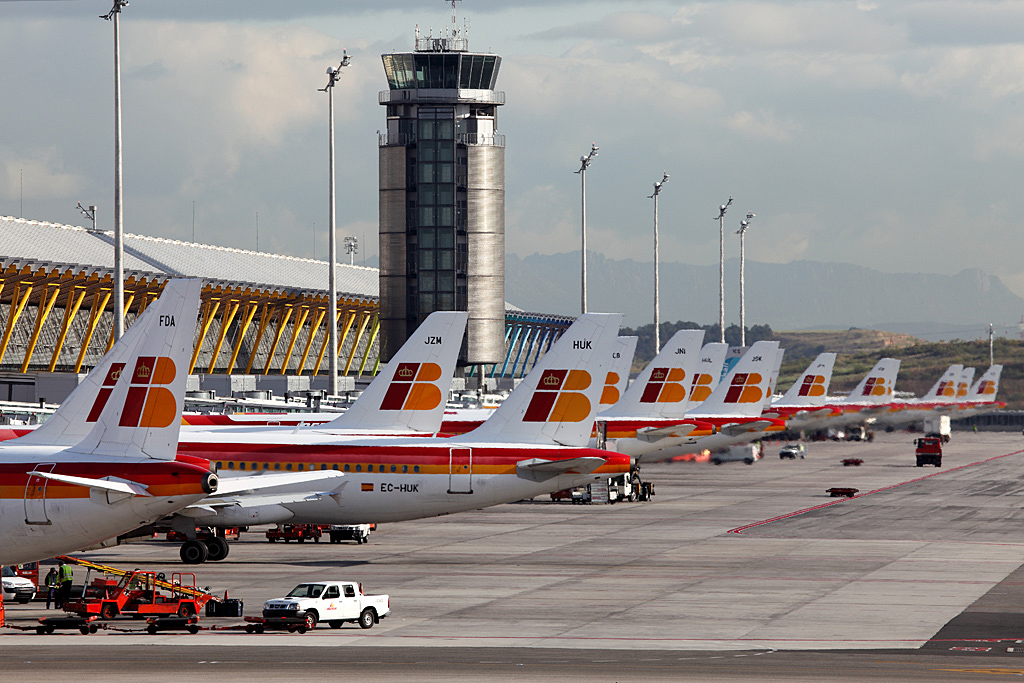 MADRID need to know - aiport