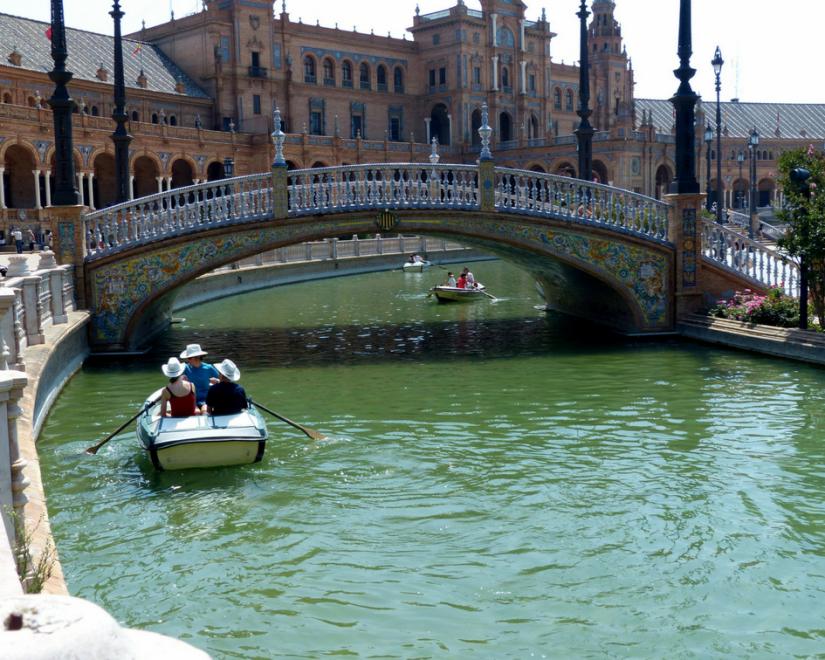 5 Winter Sun - Seville