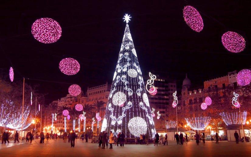 Christmas in Spain 2 - Tree