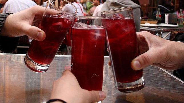 what to drink - tinto de verano