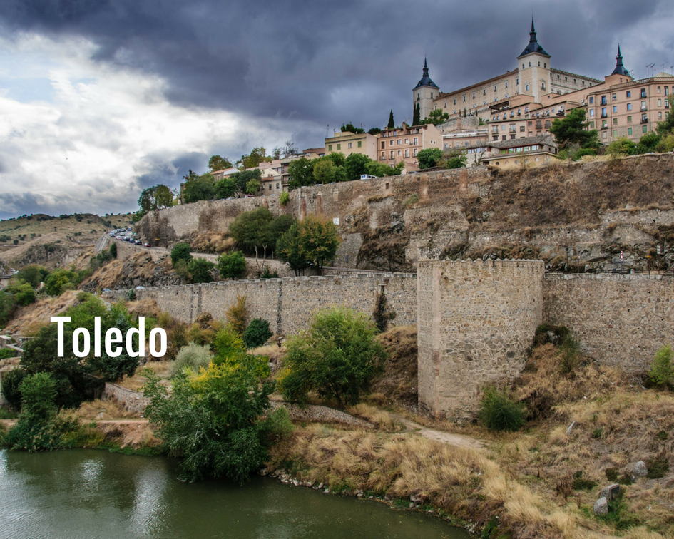 Toledo top cultural history location in Spain