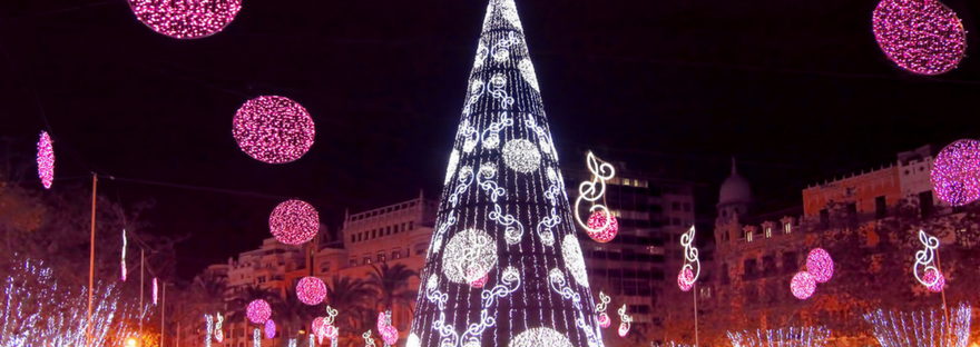 Feliz navidad, christmas traditions in Spain