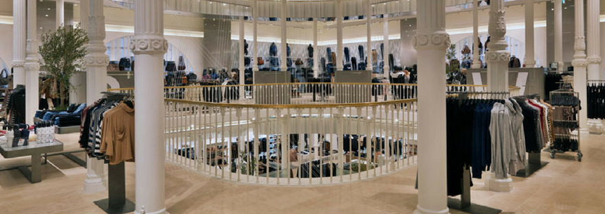 The top fashion shops in Madrid