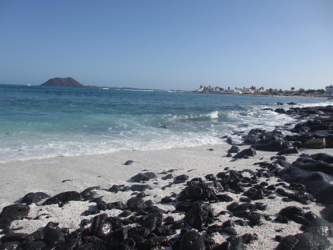 Corralejo beach Fuerteventura, Canary Islands, Spain