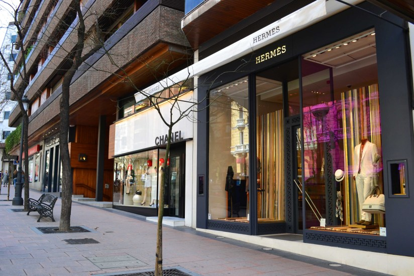 Shopping in Madrid 1 - Salamanca