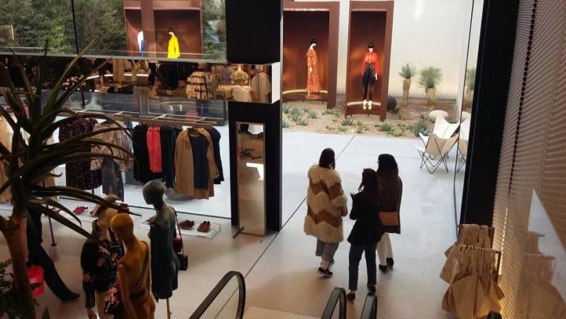 Shopping in Madrid 2 - Mango