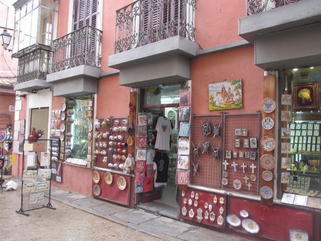 Toledo shops