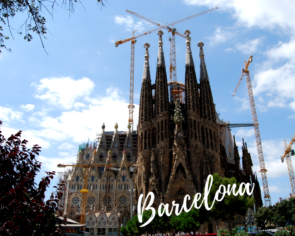 Best cities to visit in Spain - Barcelona
