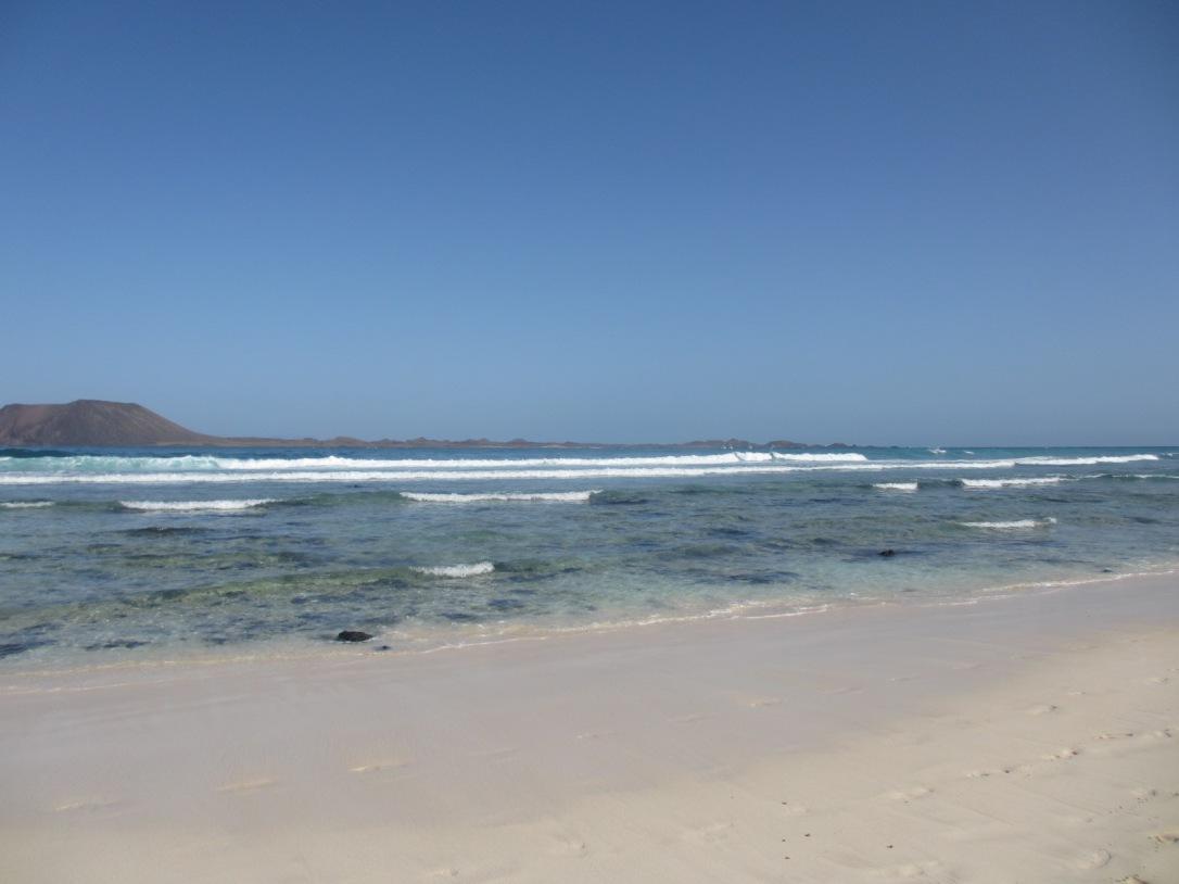 Fuerteventura beach - Corralejo