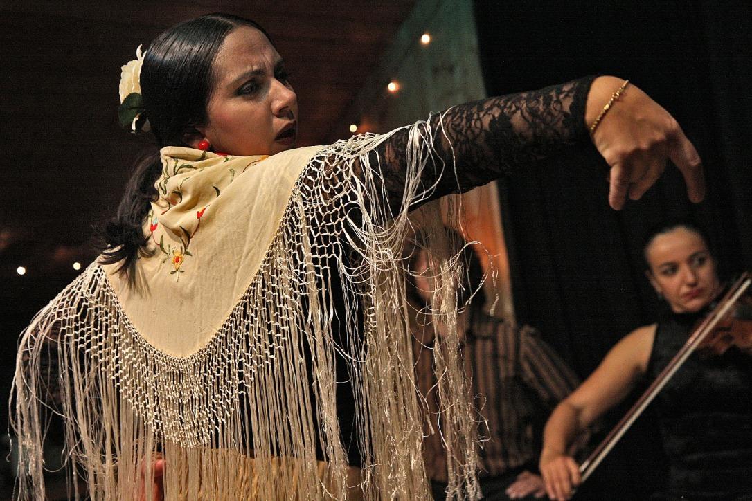 Romantic Madrid - Flamenco