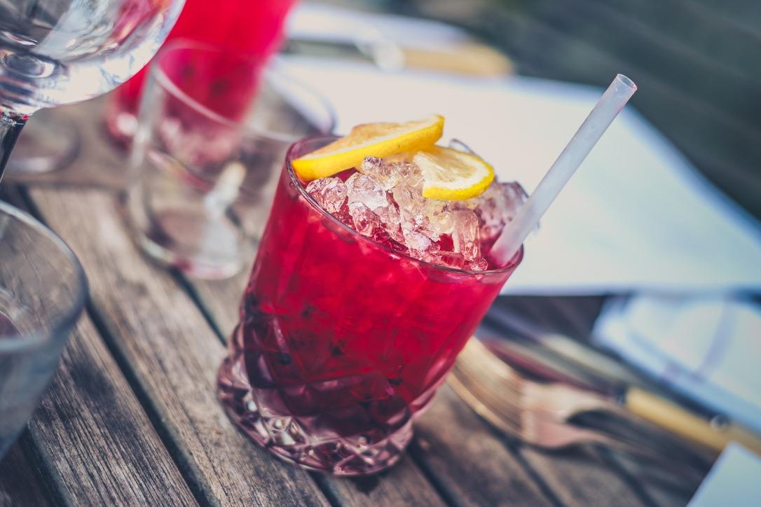 Romantic Madrid - Sunset cocktails