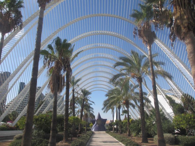 Valencia City od Arts and Science 2