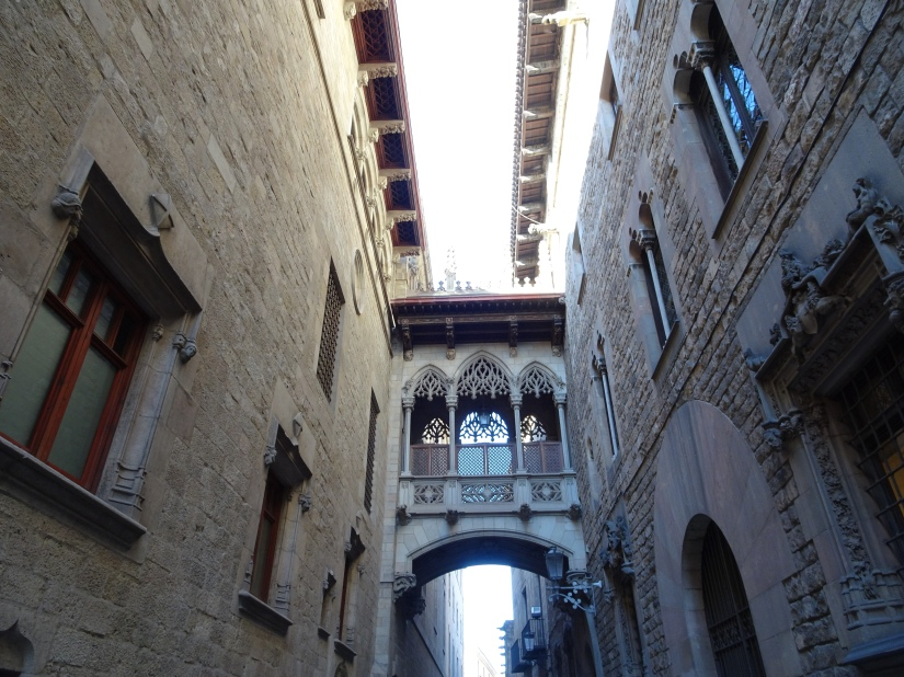 A weekend in Barcelona - Gothic Quarter