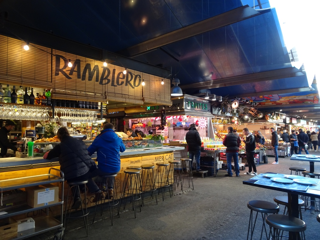 A weekend in Barcelona - La Boqueria