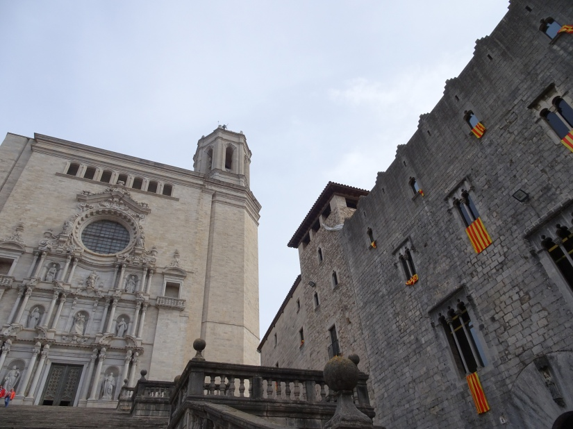 Exploring Girona - Cathedral
