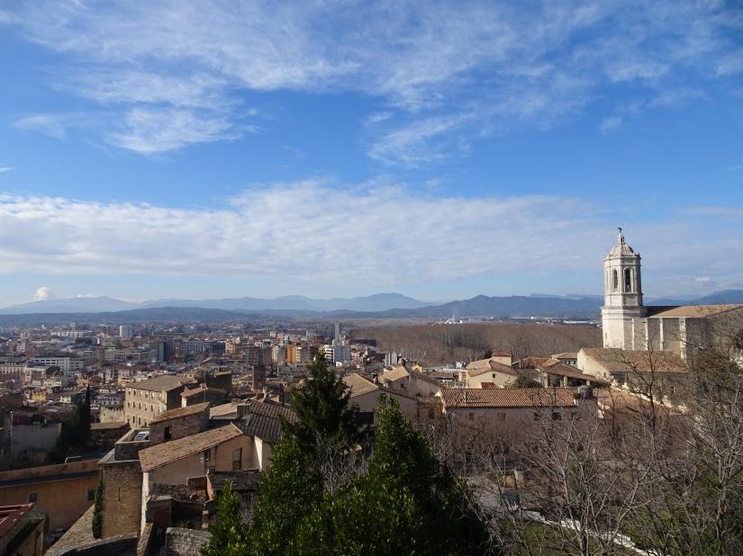 Exploring Girona - City Walls