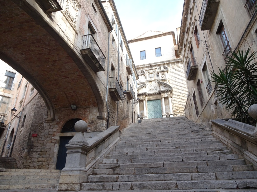 Exploring Girona - Medieval Quarter