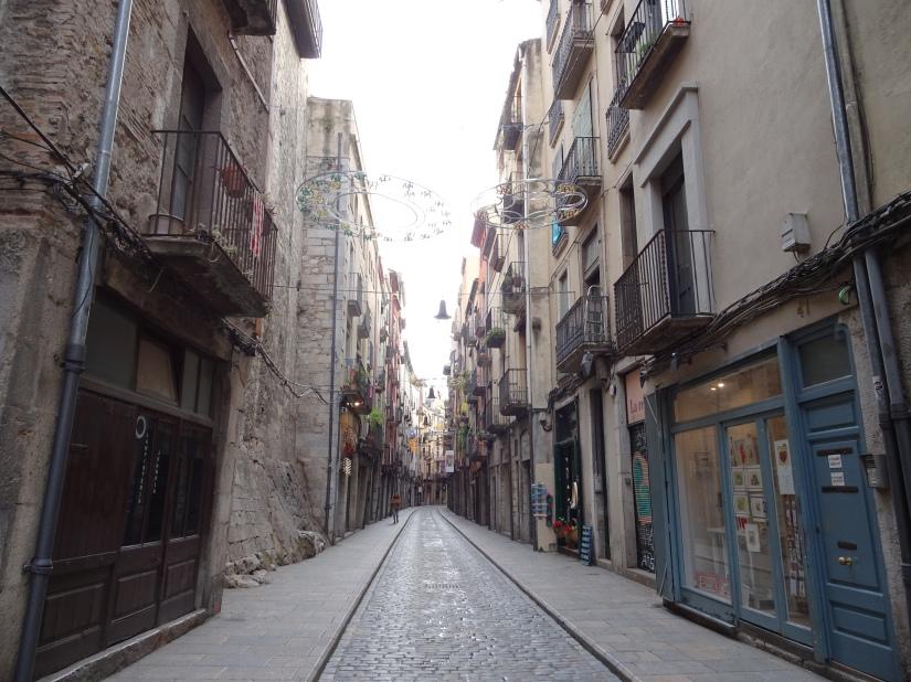 Exploring Girona - Streets of Girona