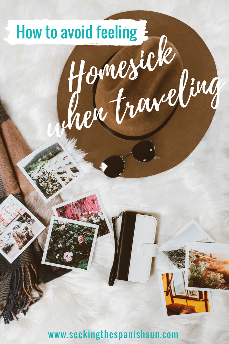 How to avoid feeling homesick while traveling