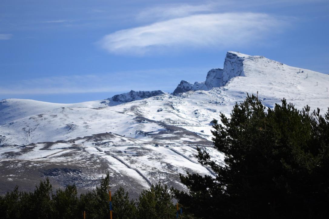 Spain misconceptions - Sierra Nevada