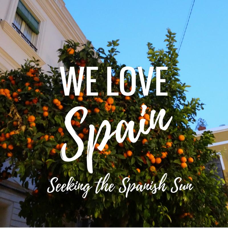 We love Spain - Group board