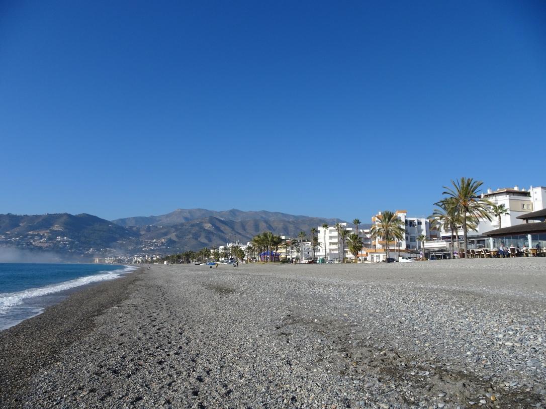 Costa Tropical La Herradura beach 1