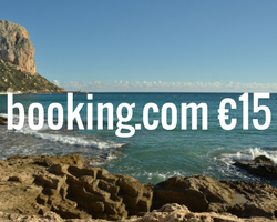 Booking.com discount code Spain