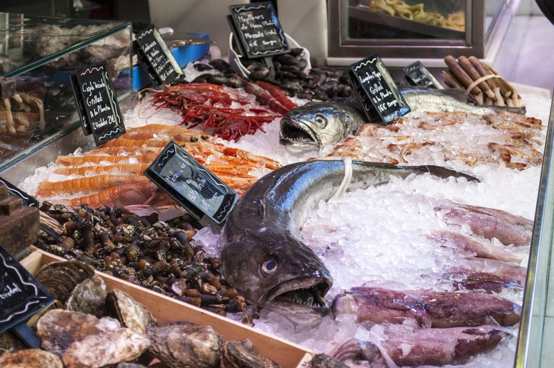 Madrid Market - De la Cebada 2