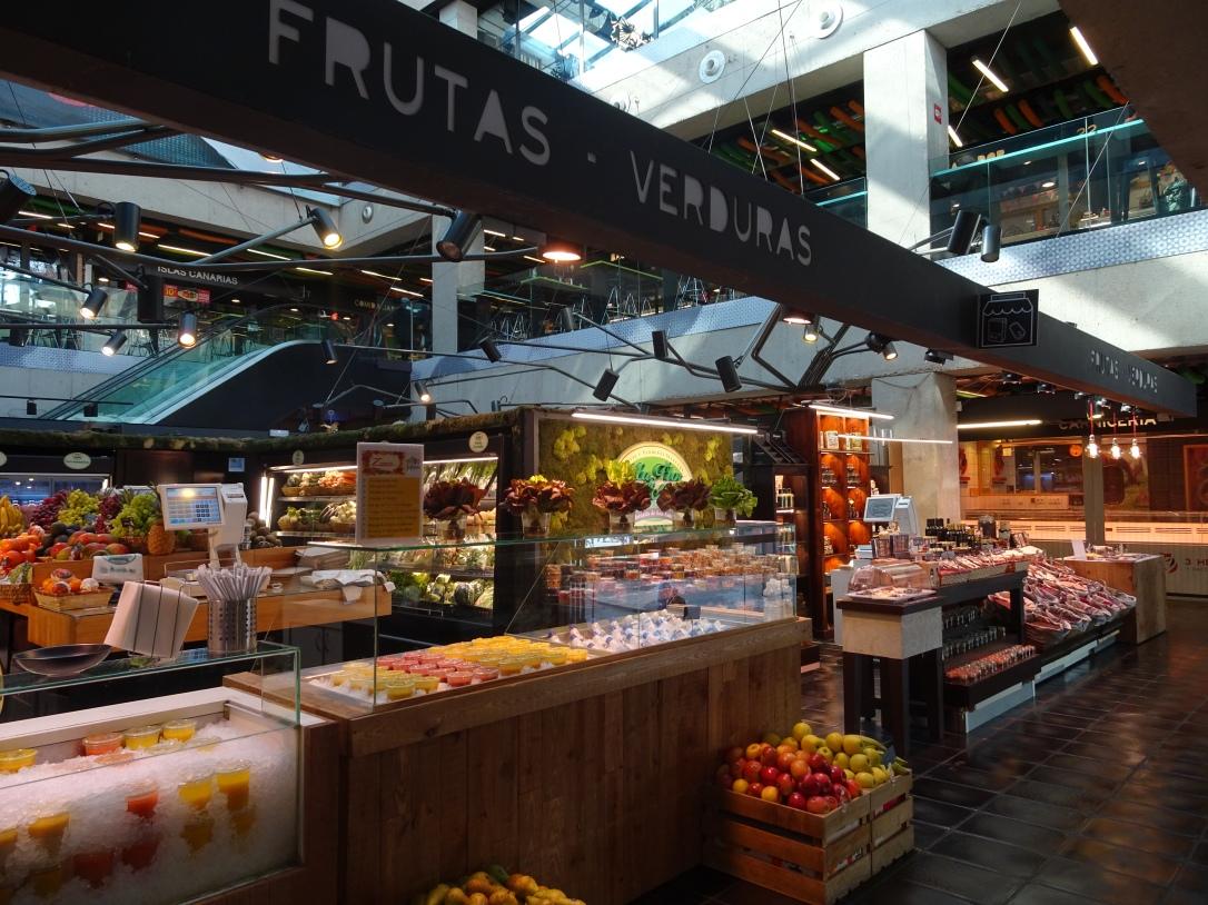Madrid Market - San Anton 1