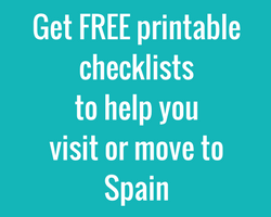Get free printable Spain checklists