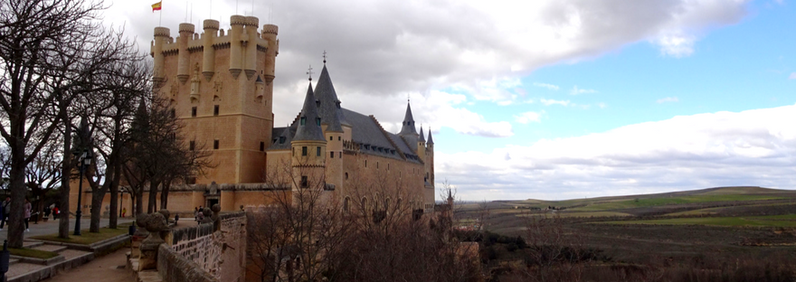 Segovia is the perfect day trip from Madrid